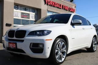 Used 2013 BMW X6 xDrive35i M Sport. Navi. 360 Cam. 54000 KLM for sale in North York, ON