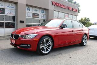 Used 2013 BMW 328 i xDrive Sport Pkg. Navigation. Reverse Camera for sale in North York, ON