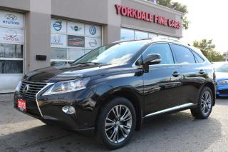 Used 2013 Lexus RX 350 Navigation, Camera, Wood Steering, No Accidents for sale in North York, ON