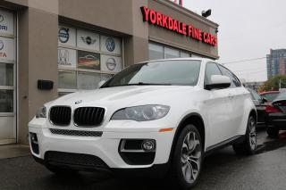 Used 2014 BMW X6 xDrive35i M Sport. Navigation. Camera. Original for sale in North York, ON