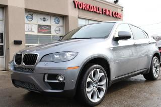 Used 2014 BMW X6 xDrive35i M Sport. Navigation. 360 Camera for sale in North York, ON