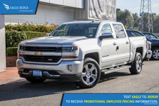 New 2018 Chevrolet Silverado 1500 2LT Navigation, Heated Seats, Backup Camera for sale in Coquitlam, BC
