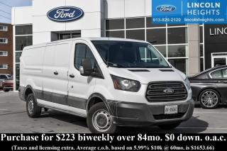 Used 2017 Ford Transit Connect 250 Van Low Roof 60/40 Pass. 148-in. WB for sale in Ottawa, ON