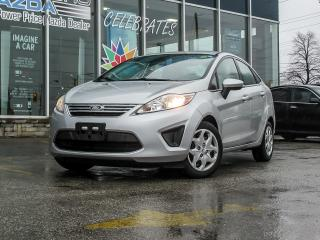 Used 2012 Ford Fiesta SE Sedan/ AUTO HEATED SEAT for sale in Scarborough, ON