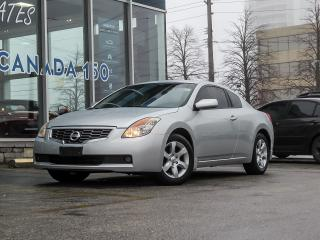 Used 2008 Nissan Altima 2.5 S Coupe/ AUTO/ MOON ROOF/ PUSH START... for sale in Scarborough, ON