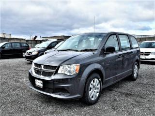 Used 2018 Dodge Grand Caravan CVP REAR STOW AND GO !! for sale in Concord, ON