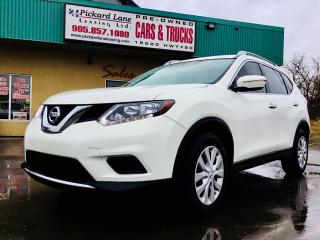 Used 2014 Nissan Rogue REVERSE CAMERA!! BLUETOOTH & MORE!! for sale in Bolton, ON
