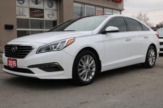 Used 2015 Hyundai Sonata Limited Navigation, Panoramic, Adaptive Cruise, Lane Assist for sale in North York, ON