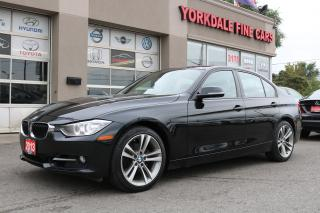 Used 2013 BMW 328 i xDrive Sport Line. Navigation. Non Accident for sale in North York, ON