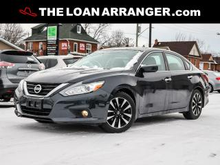 Used 2018 Nissan Altima for sale in Barrie, ON