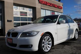 Used 2011 BMW 328 i xDrive Navigation, No Accidents for sale in North York, ON