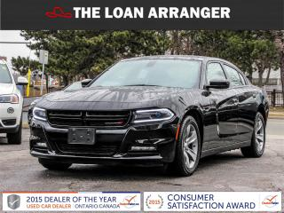 Used 2017 Dodge Charger SXT for sale in Barrie, ON