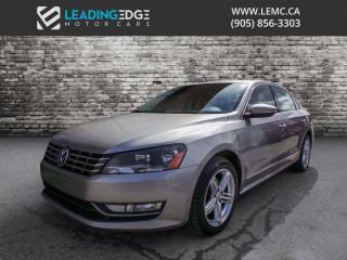 Used 2012 Volkswagen Passat 2.0 TDI Highline Brand New Tires and Rims for sale in Woodbridge, ON