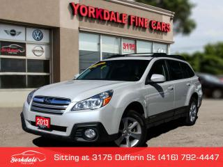 Used 2013 Subaru Outback 2.5i Limited Package . Leather. Navi. Camera. Roof for sale in Toronto, ON