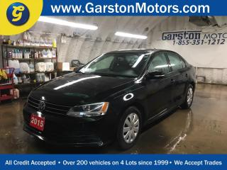 Used 2015 Volkswagen Jetta TRENDLINE PLUS*PHONE CONNECT*BACK UP CAMERA*HEATED FRONT SEATS*KEYLESS ENTRY*POWER WINDOWS/LOCKS/HEATED MIRRORS* for sale in Cambridge, ON