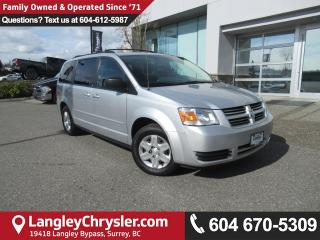 Used 2010 Dodge Grand Caravan SE <B>*ACCIDENT FREE* 2nd Row STOW 'N GO*<b> for sale in Surrey, BC