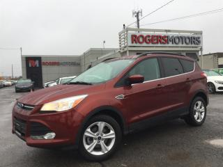 Used 2015 Ford Escape SE - NAVI - REVERSE CAM - BLUETOOTH for sale in Oakville, ON