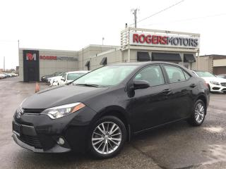 Used 2015 Toyota Corolla LE - SUNROOF - REVERSE CAM - BLUETOOTH for sale in Oakville, ON