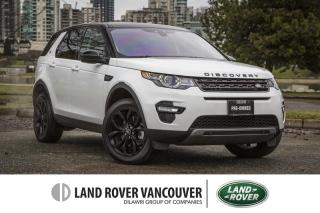 Used 2018 Land Rover Discovery Sport 237hp HSE *Certified Pre-Owned Warranty! for sale in Vancouver, BC