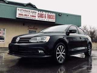 Used 2015 Volkswagen Jetta 2.0 TDI Comfortline TDI DIESEL!! HEATED SEATS!! BLUETOOTH AND MORE!!! for sale in Bolton, ON