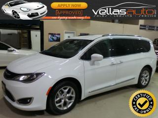 Used 2017 Chrysler Pacifica TOURING-L PLUS| NAVI| 8PASS| PDOORS| LEATHER for sale in Woodbridge, ON