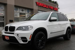 Used 2012 BMW X5 xDrive35i. Sport Pkg.Navigation. / 360 C for sale in North York, ON