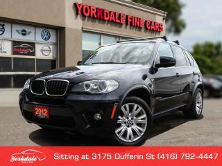 Used 2012 BMW X5 xDrive35i M Sport. Navigation. 360 Camera for sale in Toronto, ON