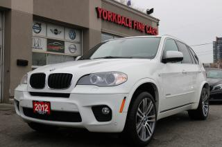 Used 2012 BMW X5 xDrive35i M Sport Pkg. Navigation. Panoramic. 360 Camera for sale in North York, ON