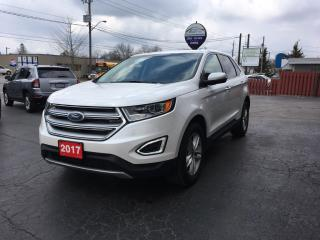 Used 2017 Ford Edge SEL AWD for sale in Brantford, ON