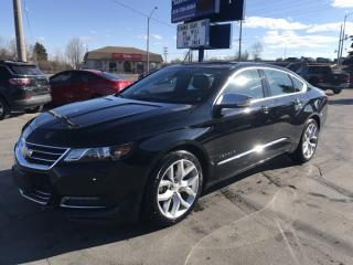 Used 2018 Chevrolet Impala 2LZ Fully Loaded Premier Edition for sale in Brantford, ON