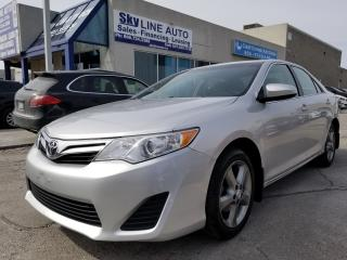 Used 2012 Toyota Camry LE for sale in Concord, ON
