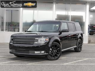 Used 2018 Ford Flex limited for sale in Gloucester, ON