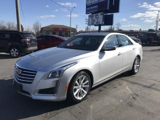 Used 2017 Cadillac CTS 2.0L Turbo for sale in Brantford, ON
