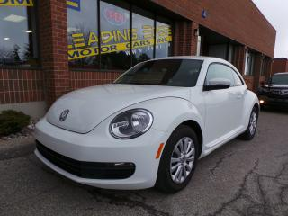 Used 2016 Volkswagen Beetle 1.8 TSI Trendline Heated Seats, Reverse Camera for sale in Woodbridge, ON