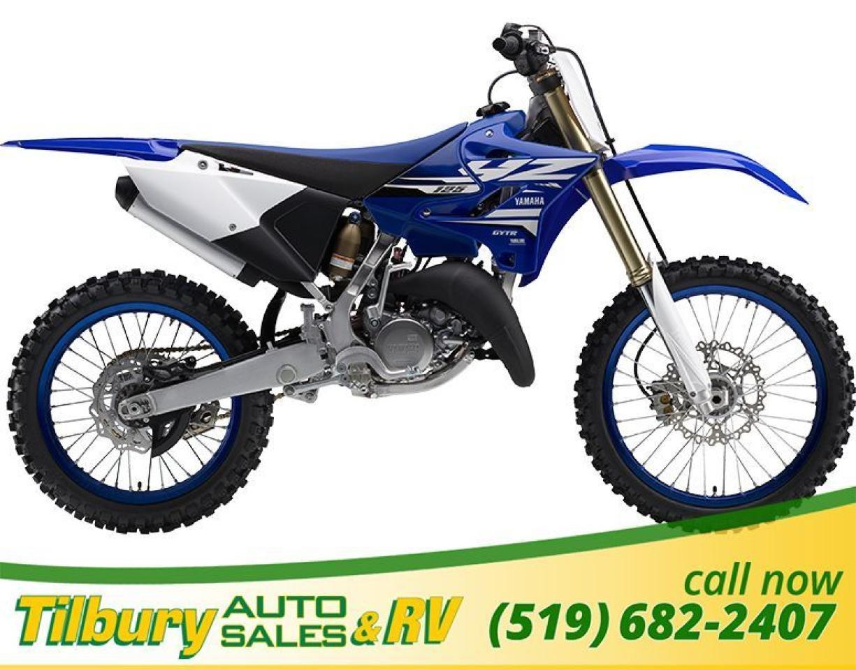 2018 Yamaha YZ125JL 2-STROKE DIRT BIKE