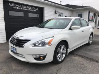 Used 2014 Nissan Altima 2.5 SV for sale in Kingston, ON