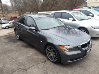 Used 2007 BMW 3 Series 328I for sale in Guelph, ON