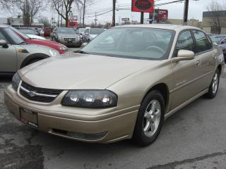 Used 2004 Chevrolet Impala LS for sale in London, ON