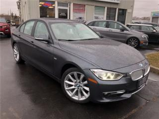 Used 2012 BMW 328i Sedan Modern with Navigation for sale in Burlington, ON