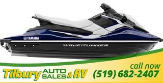 New 2018 Yamaha EX SPORT WAVE RUNNER for sale in Tilbury, ON