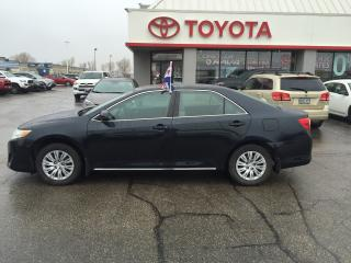 Used 2013 Toyota Camry XLE for sale in Cambridge, ON