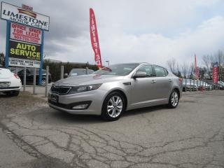 Used 2011 Kia Optima EX GDI / ONE OWNER / SERVICE HISTORY for sale in Newmarket, ON