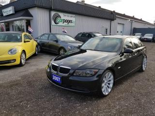 Used 2007 BMW 3 Series 323i for sale in Bloomingdale, ON