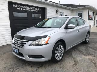 Used 2014 Nissan Sentra S for sale in Kingston, ON