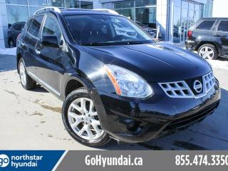 Used 2011 Nissan Rogue SL AWD/NAV/BACKUPCAM/LEATHER/SUNROOF for sale in Edmonton, AB