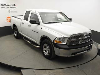 Used 2012 Dodge Ram 1500 ST 4X4 Quad Cab for sale in Red Deer, AB