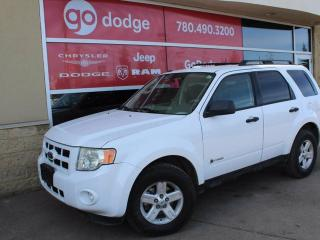 Used 2009 Ford Escape Hybrid Hybrid for sale in Edmonton, AB