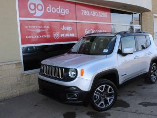 Used 2015 Jeep Renegade North 4x4 / Back Up Camera for sale in Edmonton, AB