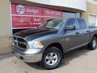 Used 2013 Dodge Ram 1500 ST 4x4 Crew Cab for sale in Edmonton, AB
