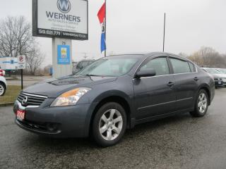 Used 2008 Nissan Altima SL for sale in Cambridge, ON